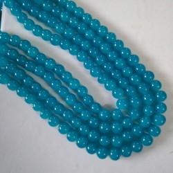 Glass Bead 10 mm Ramar Blue