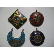 Tibetan Pendants (0)